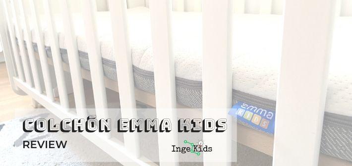 EMMA COLCHON bebe ninos