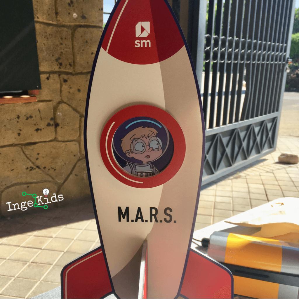 presentacion app MARS