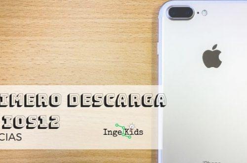 IOS12 Y EL NUEVO IPHONE 2018