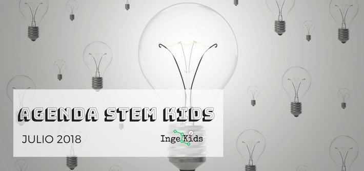 ciencia y tecnologia niños madrid planes