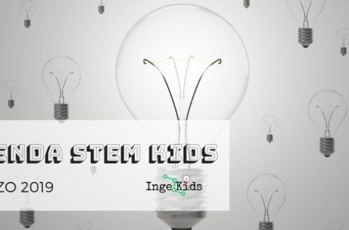 agenda stem kids marzo