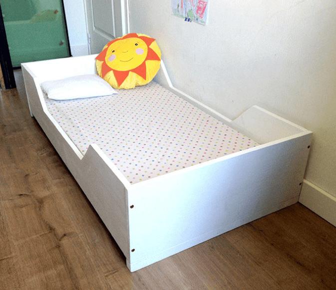 cama montessori madrid kutuva