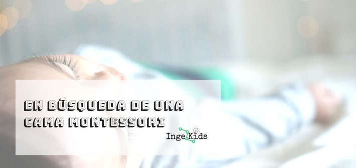 cama montessori-niños-madrid