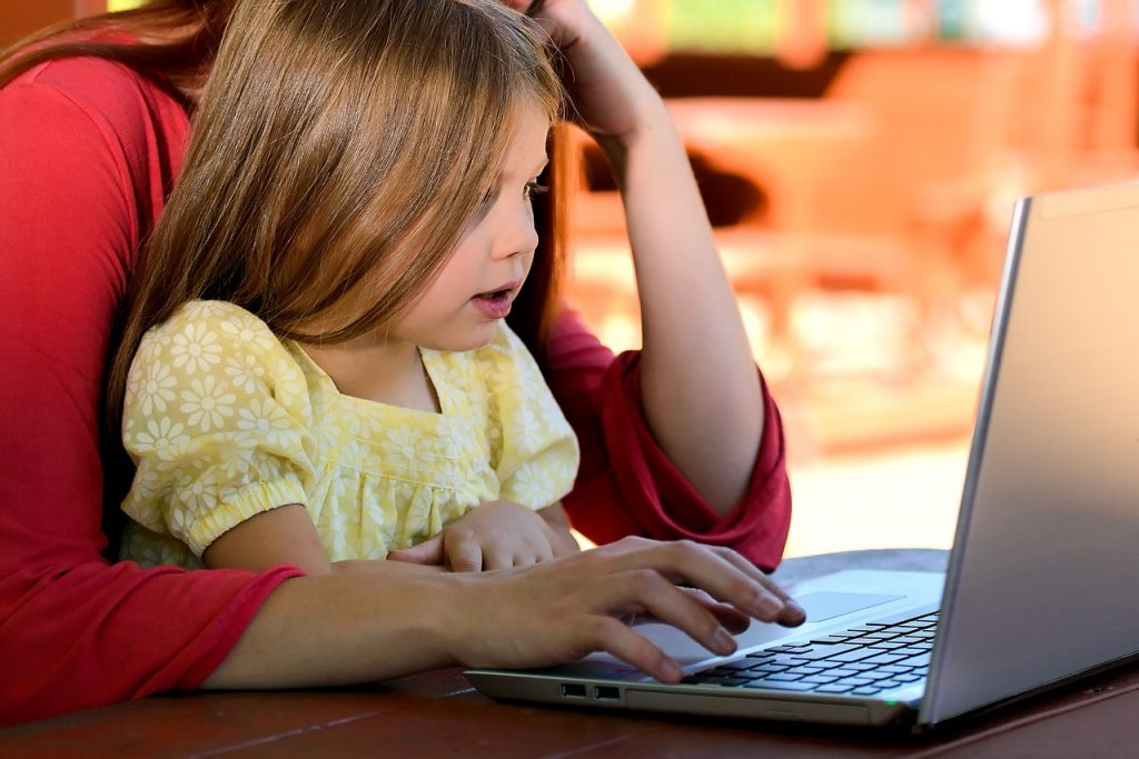familia y tecnología