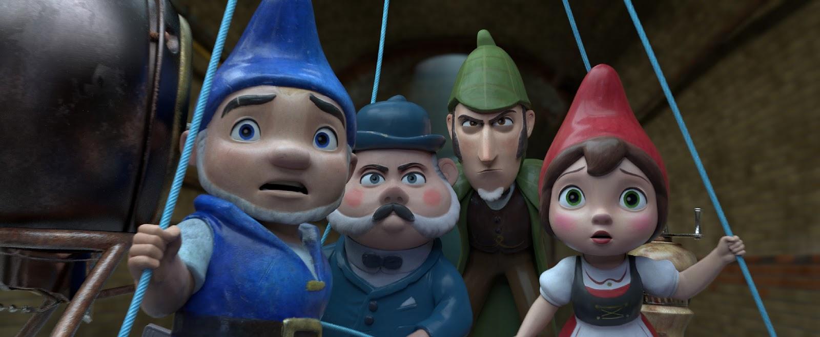 foto sherlock gnomes