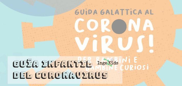 guia infantil coronavirus niños