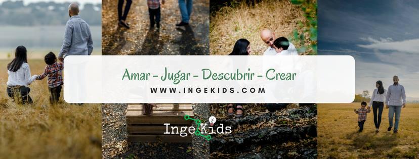 INGEKIDS - Tecnología, crianza, ideas de actividades STEM y mucho más