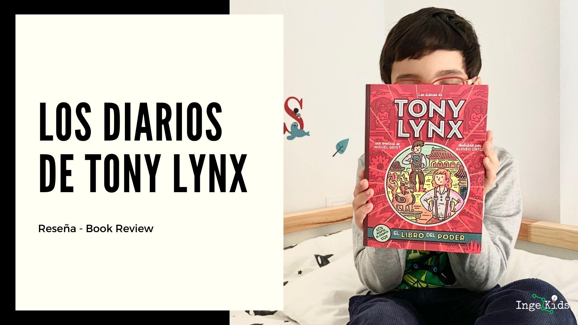 los diarios de tony lynx