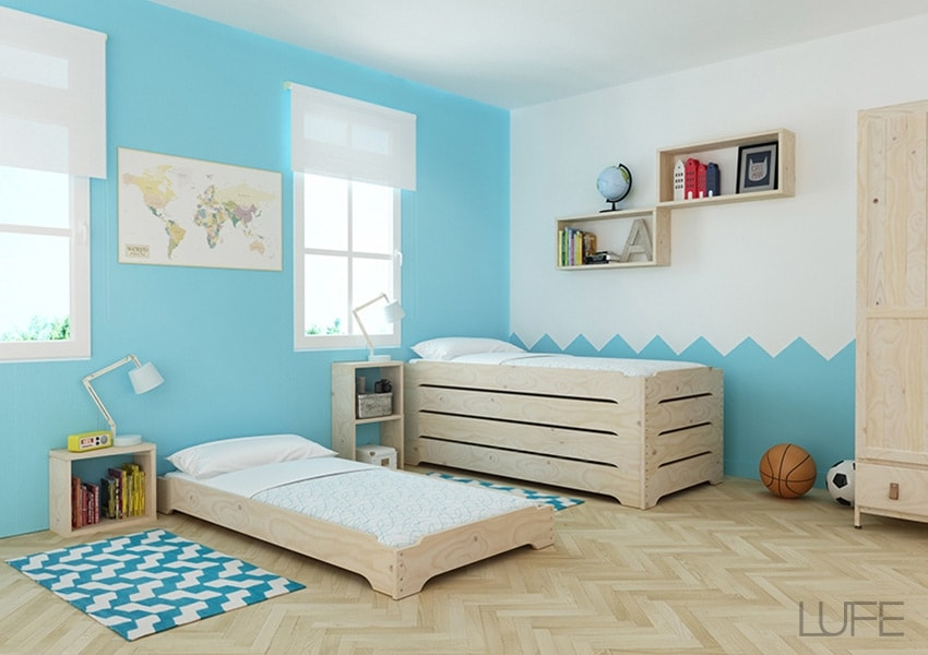 cama montessori madrid lufe