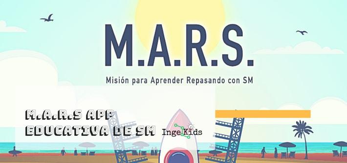 mars app sm