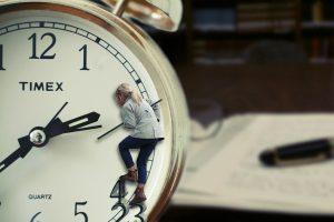 tiempo tecnología