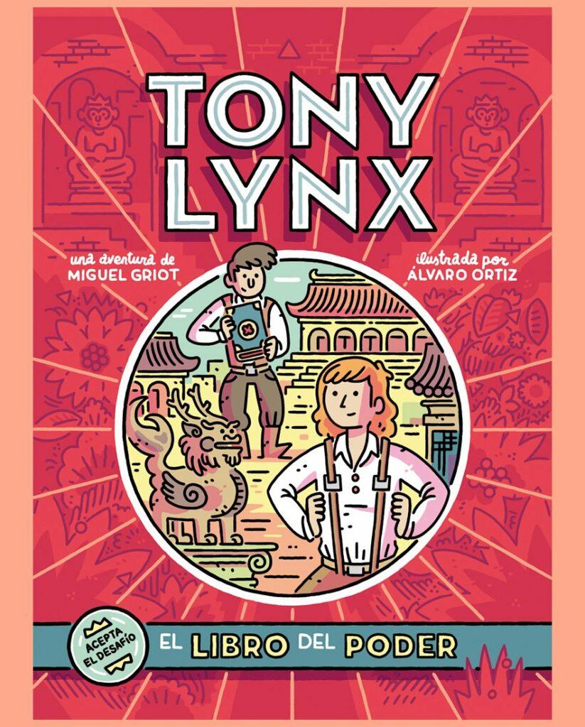 portada tony lynx