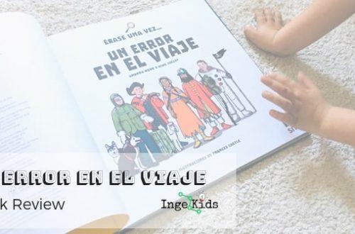 un error en el viaje - libro historia niños